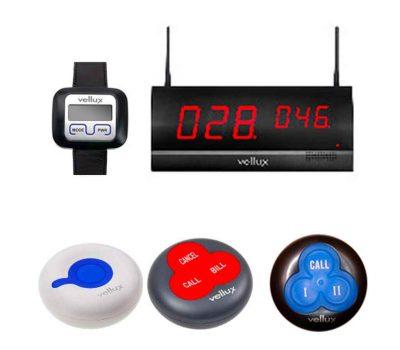 AllCall Vellux Serviceknappar / Andon-knappar
